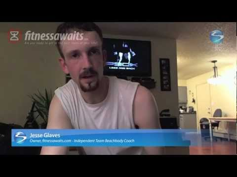 P90X Transformation – Day 40 Legs & Back / Ab Ripper X Results