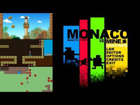 Bytejacker - What's Yours Is Mine - IGF Finalist Monaco First Look - ...
