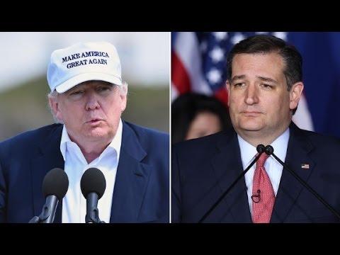 Trump asks Ted Cruz to speak at RNC