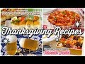 15 Thanksgiving Foods and Desserts Ideas Recipes | OCHIKERON | Create Eat Happy :)