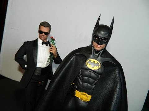 Happy Batman Day Kitbash and SDCC update