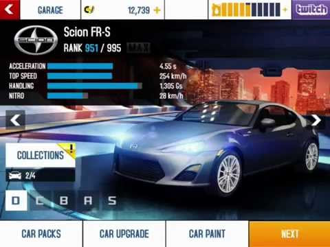 asphalt 8 hotshot b class cup westminster bridge. Black Bedroom Furniture Sets. Home Design Ideas