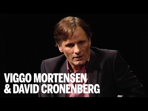 VIGGO MORTENSEN & DAVID CRONENBERG | In Conversation | TIFF Bell Lightbox 2014