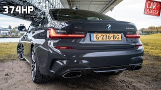 INSIDE the NEW BMW M340i xDrive 2020 | Interior Exterior DETAILS w/Revs