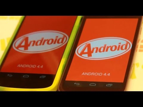 Top 10 Android 4.4 Kitkat Features! video