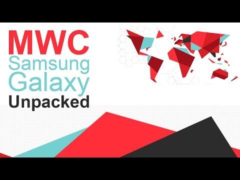 Mobile World Congress, Samsung Galaxy Unpacked