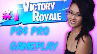 I love me some good NOODLES...and Fortnite :3 Fortnite Battle Royale PS4 Pro Gameplay