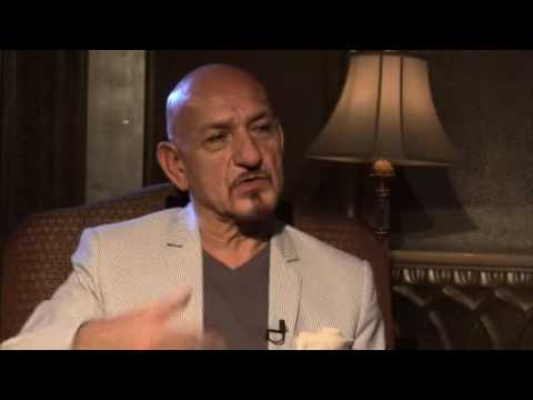 ONE ON ONE - SIR BEN KINGSLEY - NOV 21 - PART 1