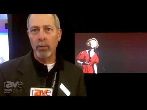 ISE 2015: Stewart Film Screen Shows Iten w/Tela 80 Woven Screen Material