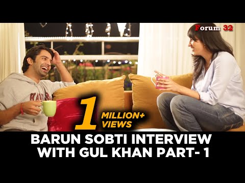 BARUN SOBTI INTERVIEW PART 1