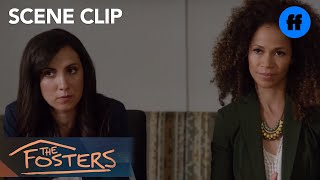 The Fosters | Season 5 Episode 3: Lena And Monte Fight Against The Board | Freeform