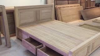 Đồ Gỗ Đại Lợi-Mẫu giường ngăn kéo đẹp nhất 2018 liên hệ 0123 2222 155