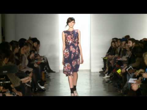 Suno - NYFW Fall/Winter 2012-2013 - Part 1