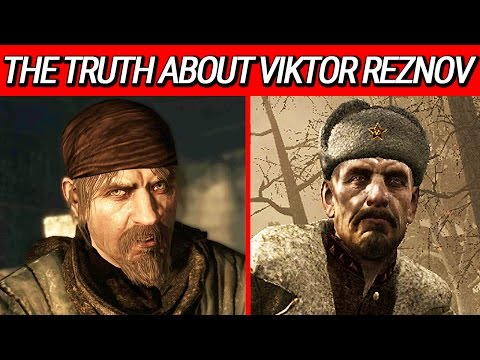 THE TRUTH ABOUT VIKTOR REZNOV | Chaos