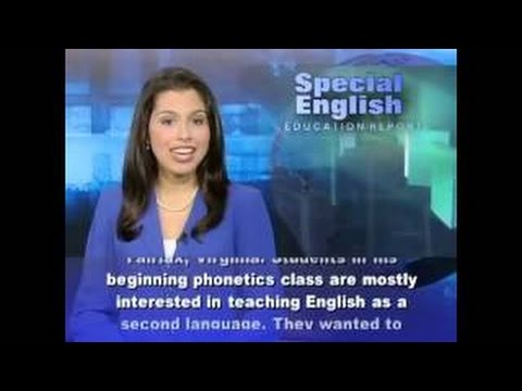VOA Learning English 2015, VOA Special English 2015, Educational Report Compilation #5
