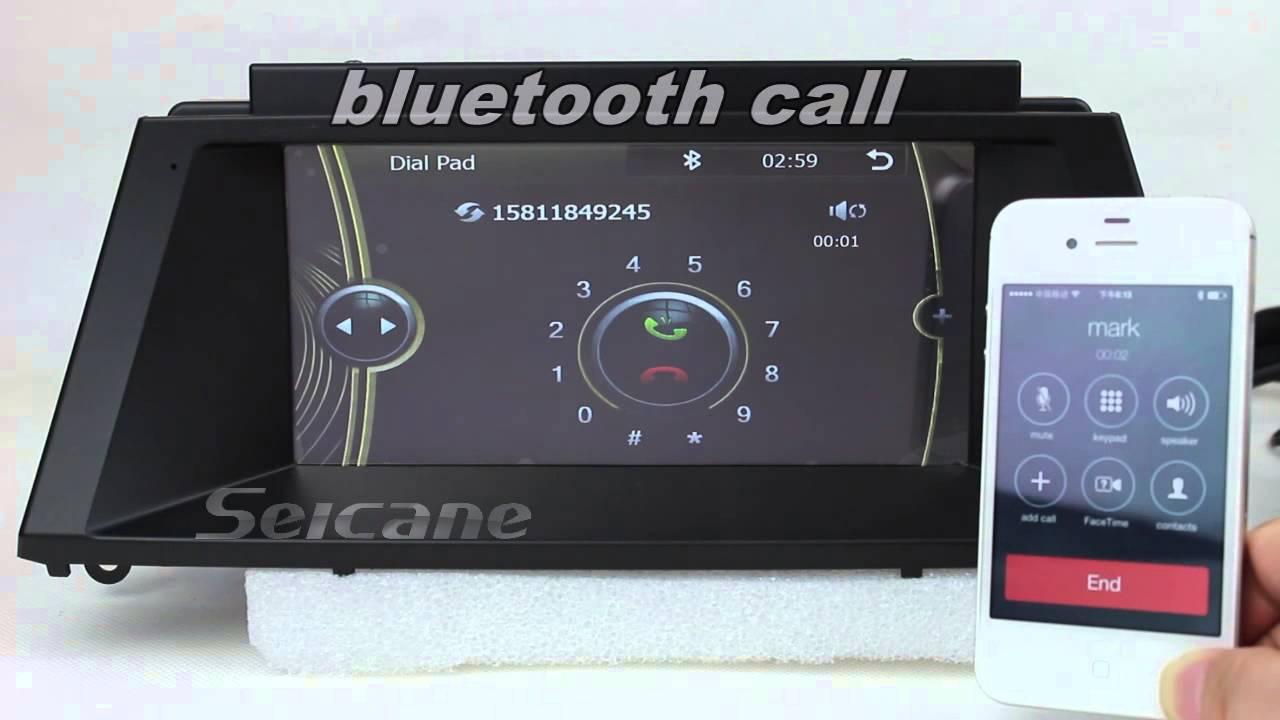 Upgrade Autoradio Bmw X5 E70 X6 E71 X6 E72 2007 2014