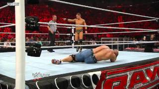 WWE Monday Night Raw - Monday, May 2 2011