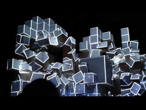 Amon Tobin - Horsefish (remixed) - ISAM Tour 2011 (Brooklyn, NY)