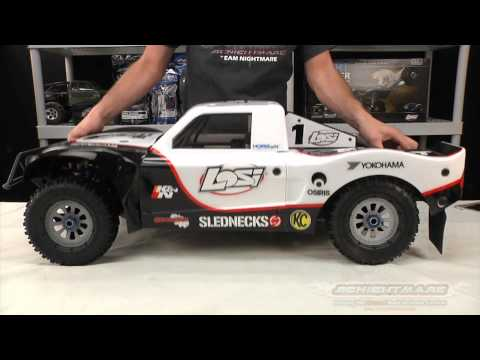 Losi 1/5 5IVE-T 4WD SCT Unboxing & First Review