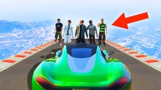 HUMAN GTA 5 BOWLING! (GTA 5 Funny Moments)