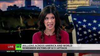 US remembers 9/11 as war on terror rages on