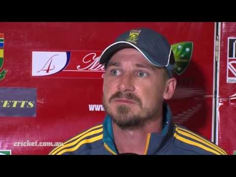 Steyn: I took Clarke comments personally