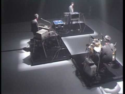 Yellow Magic Orchestra-  Cue (Firebit ретро)