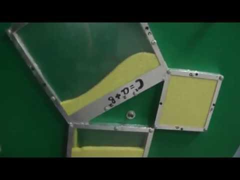«ЛандауЦентр» Геометрическое доказательство теоремы Пифагора (Штаны Пифагора)