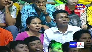 Kun Khmer, ធឿន ធី  Vs ស៊ុបភើមេន, Thoeun Thy Vs Superman (Thai), SEATV boxing 20 Jan 2019