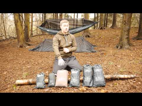 The Beginners Guide to Hammock Camping