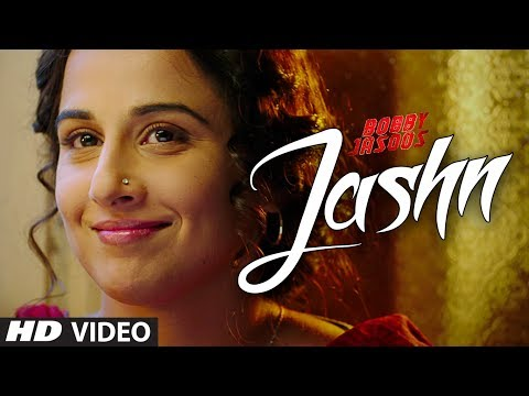 Bobby Jasoos: Jashn Video Song | Vidya Balan