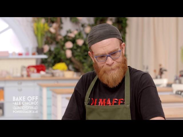 Bake Off - Ale ciacho! - odc. 3 w poniedziałek o 21:45 w TVP2