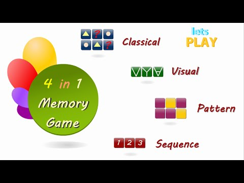 Memory Games For Adults APK Cover