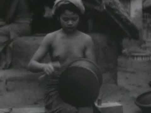 Suasana pulau Bali tahun 1930