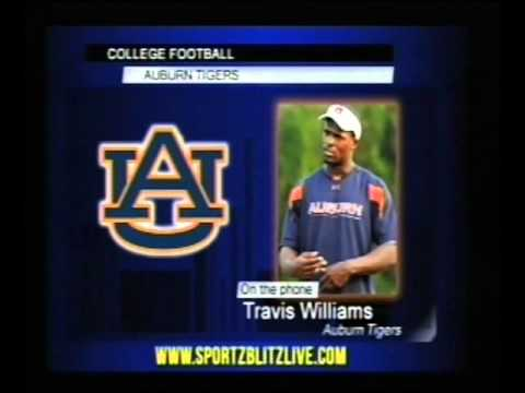 Interview with Auburn Tiger Football Graduate Assisstant, Travis