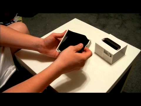 3rd Generation Apple TV Set Top Box Unboxing