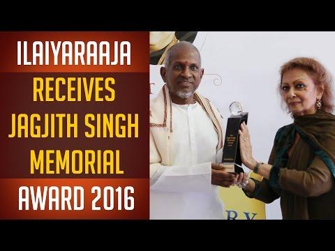 Jagjith Singh Memorial Award 2016
