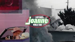 Lady Gaga - Born This Way (Joanne World Tour Studio Version - Instrumental & Interlude)