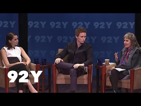 The Theory of Everything with Eddie Redmayne and Felicity Jones | Reel Pieces with Annette Insdorf