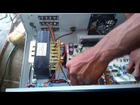 STK 4141 ii + 4191 ii Hi Fi Amplifier thumbnail