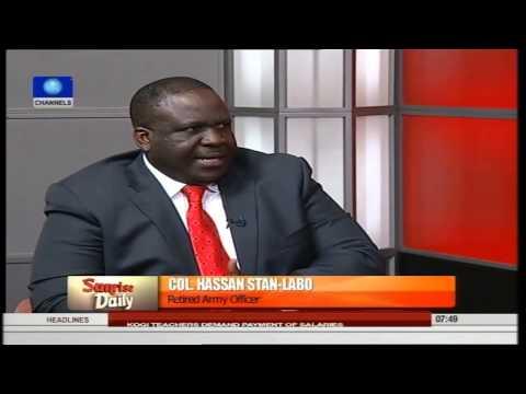 Security Experts Examine Nigeria's Renewed Fight Against Terror Prt 1