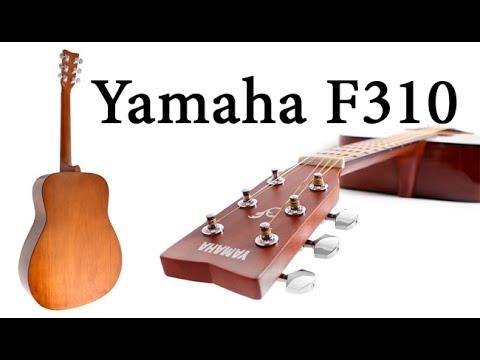 Yamaha F310 - Стоит ли покупать? (полный обзор)