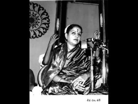 M S Subbulakshmi - Koluvaiyunnade - Bhairavi (2 of 2) - Tyagaraja...