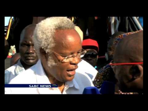 Election campaigns close in Tanzania