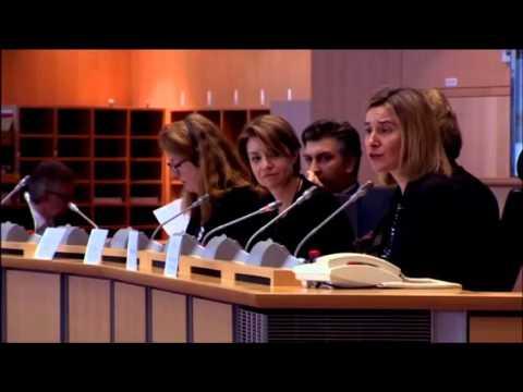 Jerusalem Post News: EU's Mogherini warns of Russia-Turkey war