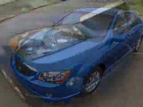 2005 Kia Spectra Test Drive - WheelsTV