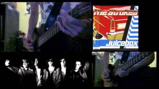Juicebox - The Strokes Guitar Cover