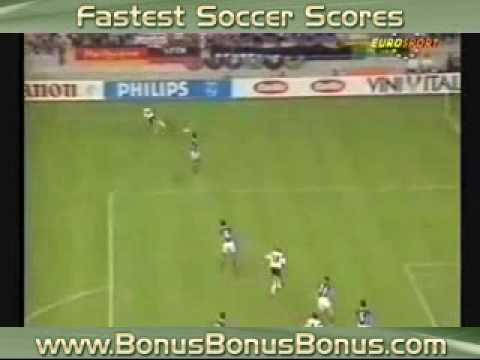 Jürgen Klinsmann First Goal For World Cup