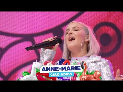 Download Anne-Marie - 'Ciao Adios' live at Capital's Summertime Ball 2018 Mp4 baru