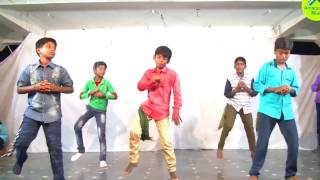 Village Kids Dance Special (part-1)  Children Dance   Amaravathi Media 